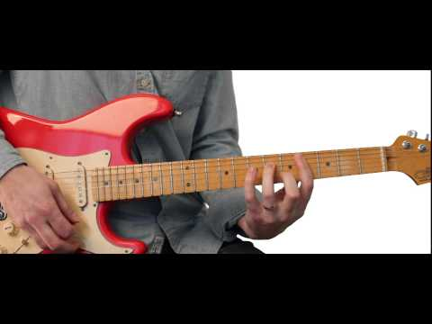 1-4-5 Blues Chord Progression Explained - Guitar Lesson - Six String Country