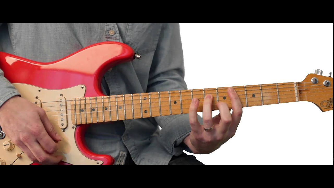 1 4 5 Blues Chord Progression Explained Guitar Lesson Six String