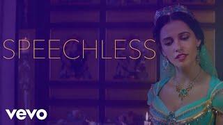 "Download Naomi Scott - Speechless (From ""Aladdin""/Official Lyric Video)"