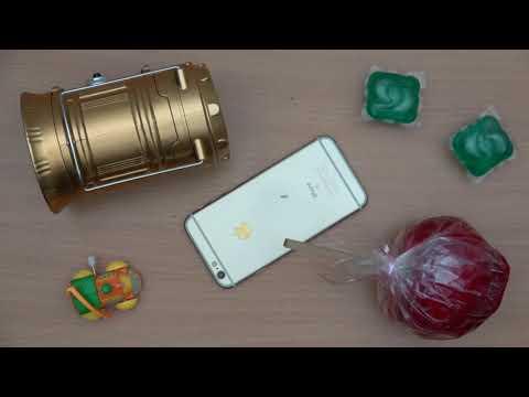 hydraulic machine's press on iPhone
