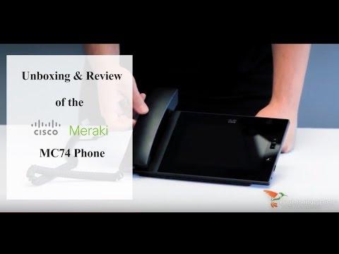 Meraki MC74 Phone Unboxing and Review