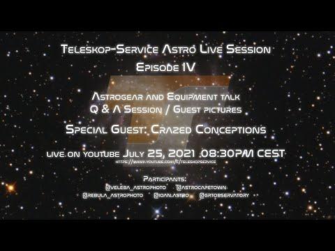 4th Teleskop-Service Astro
