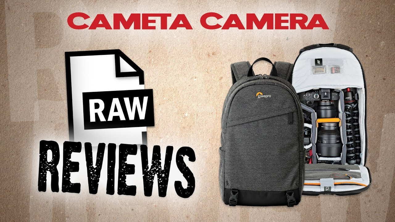 85613bc3ca0 RAW Reviews - Lowepro M-Trekker BP 150 Camera Backpack - YouTube