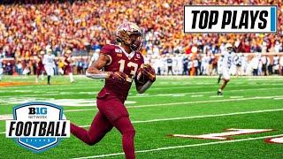 50 Of Minnesota's Top Passing Plays Of The 2020 Season   Big Ten Football