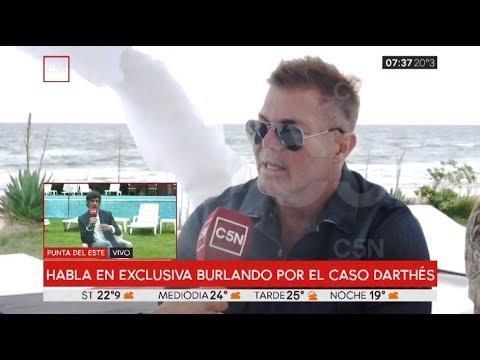 EXCLUSIVO - Entrevista al Dr. Fernando Burlando, abogado de Juan Darthés