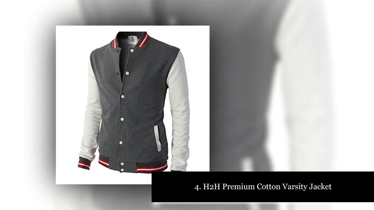 Top 10 Best Varsity Jackets For Mensupdated Youtube