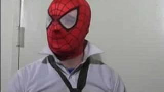 IRON MAN vs. SPIDER-MAN