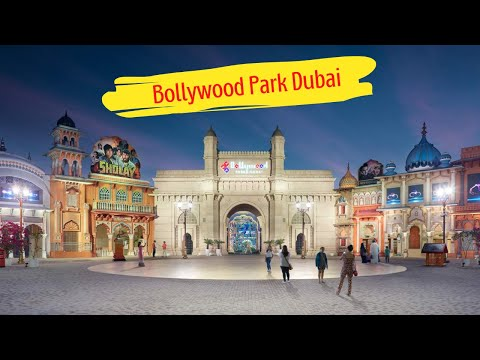 BOLLYWOOD PARK, DUBAI PARKS & RESORTS | DUBAI 2020