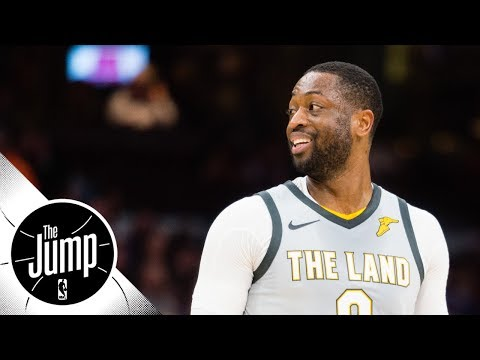 Dwyane Wade traded to Heat from Cavaliers | The Jump | ESPN