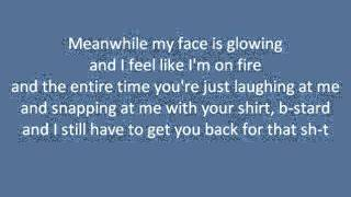 Difficult-Eminem ft. DjBRokenavenUE (Lyrics)