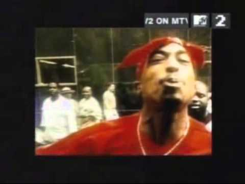2Pac - Runnin' (ft. Notorious BIG) - Tribute CLIPE v2.0.wmv