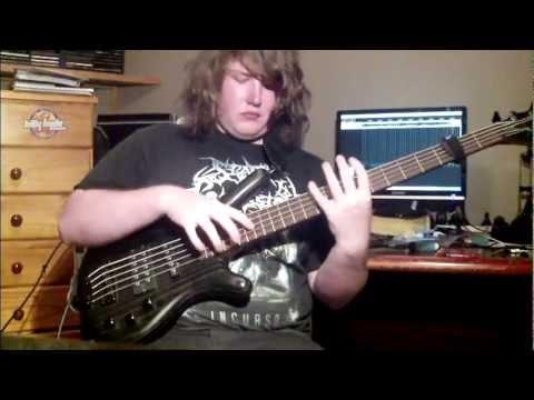 Polyrhythmic Bass Tapping - Tom Baker