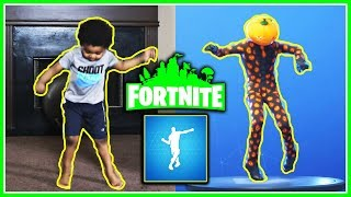Fortnite Dances In Real Life (Part 3)