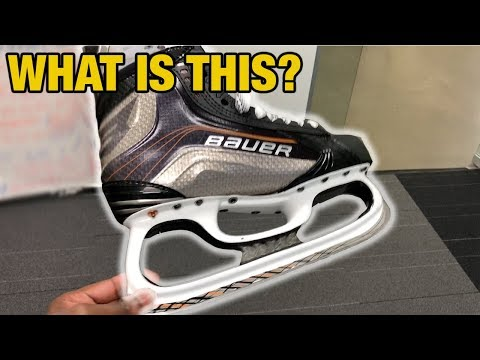 What Is The Bauer Hockey OD1n Skate And Why Was It Made ?
