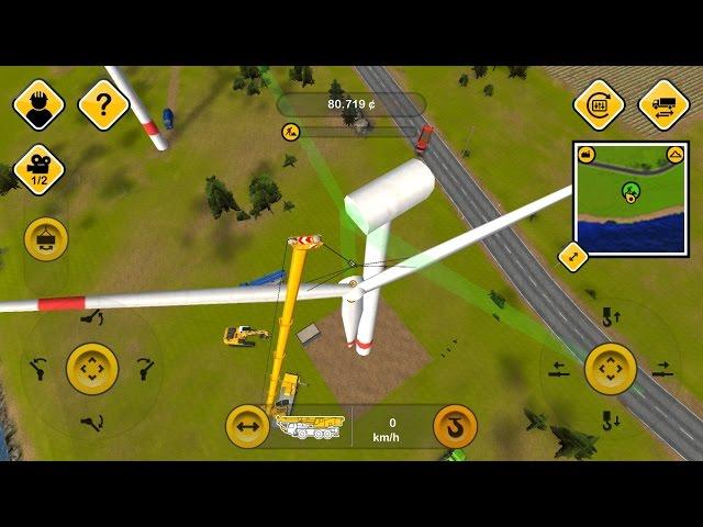 Construction Simulator 14 Mission #3 HD