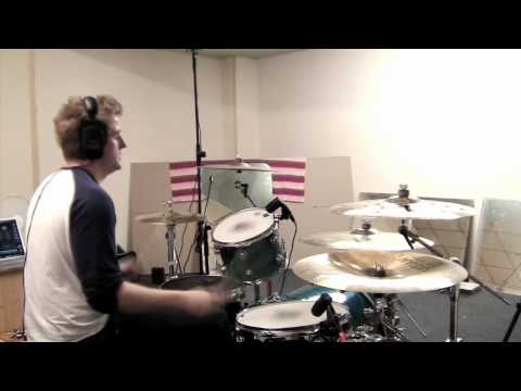 Queens Of The Stone Age  Feel Good Hit Of The Summer  Ben Powell Drum