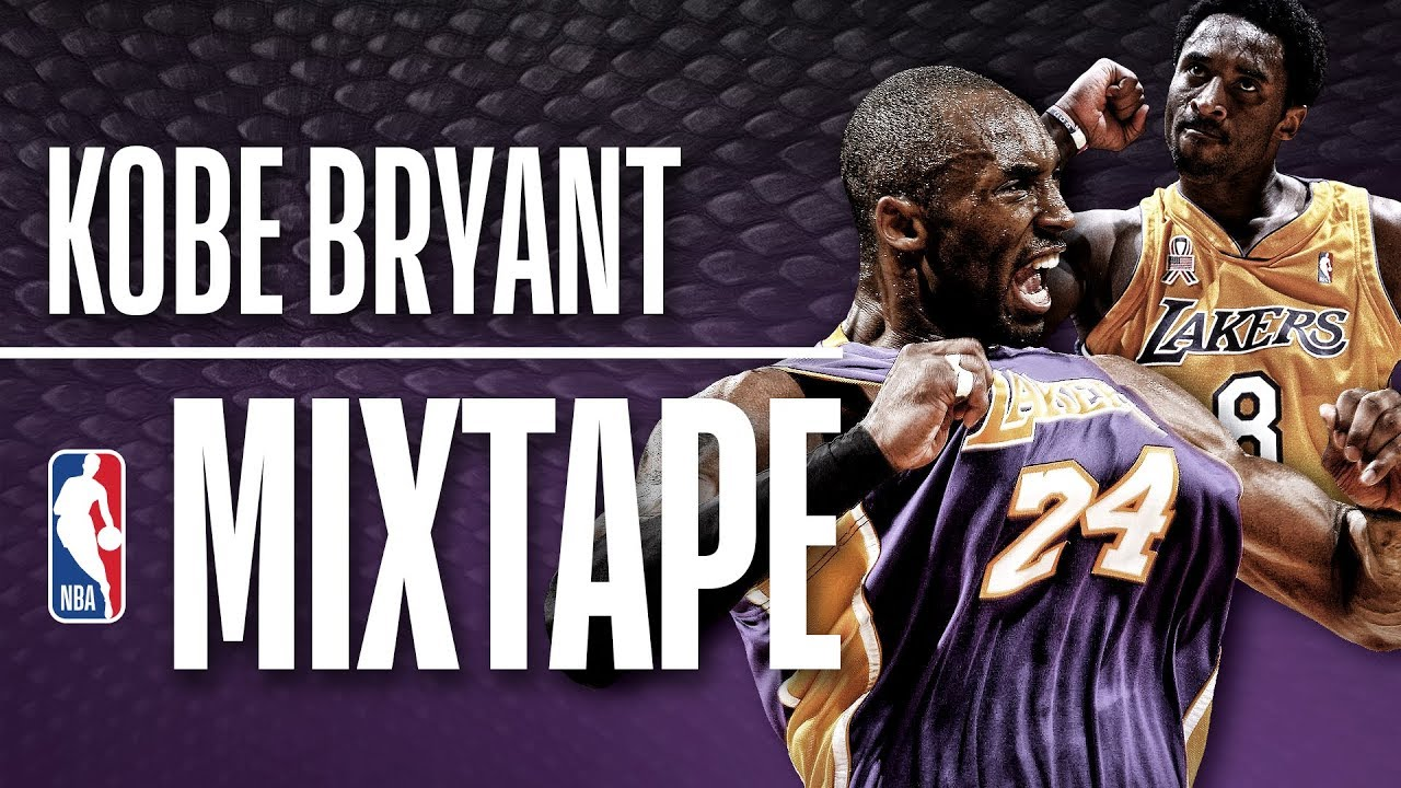 Kobe Bryant ULTIMATE Career Mixtape!