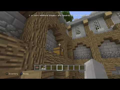 Minecraft new mini game lobby secrets