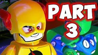 LEGO DC SUPERVILLAINS - PART 3 - REVERSE FLASH! (HD)