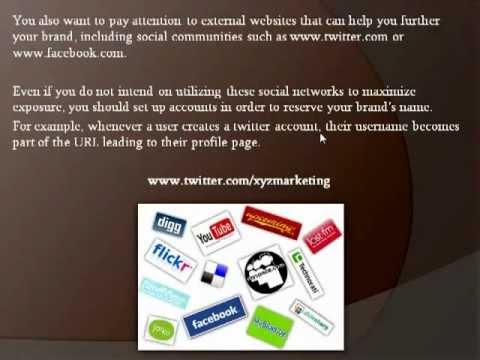 Social Network Branding - #6