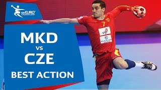 Kiril Lazarov, the Macedonian goal machine | Men
