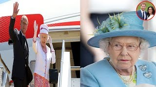 Royal travel The Queen's flight fear revealed as monarch confesses feelings about visits