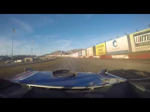 Kenny Wallace Driving Experience - Perris Auto Speedway Dec. 4, 2016