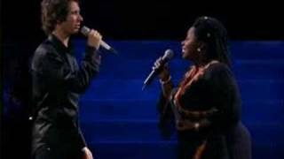 Josh Groban ft. Angie Stone - The Prayer