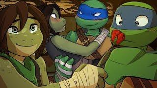 Леонардо сильнейший из Черепах! Истинная Сила и Путь Леонардо из мультсериала Черепашки Ниндзя