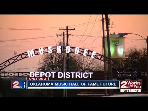 What's the future of the Oklahoma Music Hall of Fame?