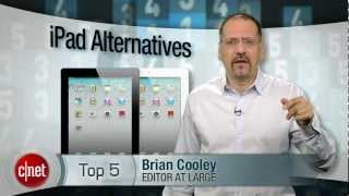 CNET Top 5: iPad Alternatives