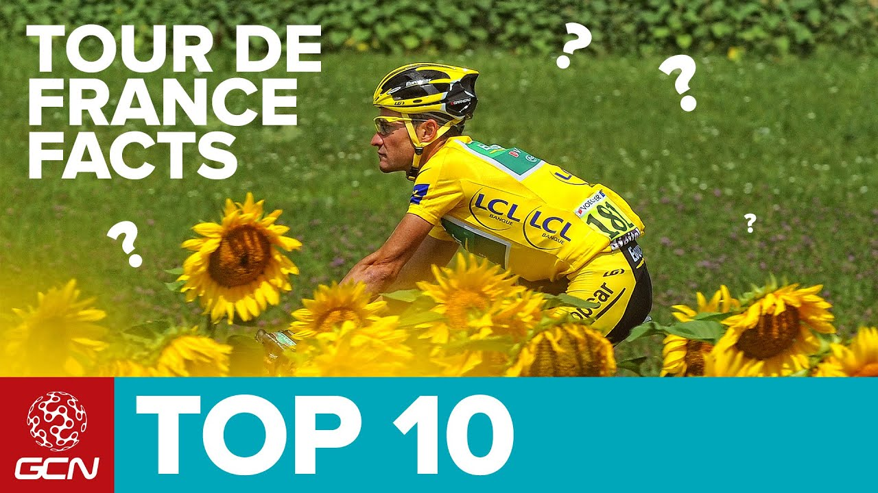 Top 10 Tour De France Facts