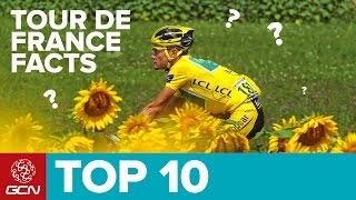 Top 10 Tour De France Facts