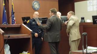 Protective Order  Violation Preliminary  Hearing Judge West - 2nd District  Court - Ogden