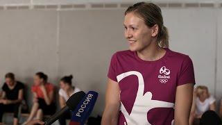 Анна Седойкина об Олимпиаде в Рио