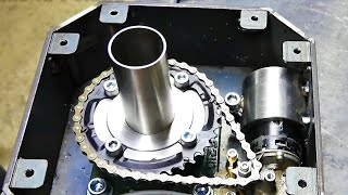 Welding & Cutting rotary table - BUILD