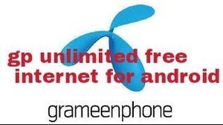 gp unlimited free internet for android 2016