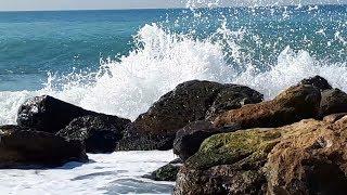 Катаемся на велике море волны Рома шалун