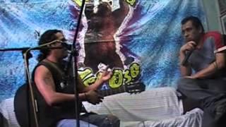 ROSAL NEGRO en LA HORA DEL ROCK EN LA CUEVA DEL OSO
