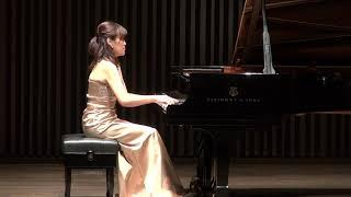 杉並区Gクレフピアノ教室 2018年12月発表会 講師演奏 「ショパン バラード1番」