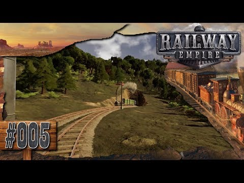 Lets Play 🚂 RAILWAY EMPIRE 🚂 #005 Pittsburgh-Baltimore Express ! Deutsch HD (BETA PRESSEVERSION)