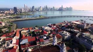 H DRONE CIUDAD DE PANAMA
