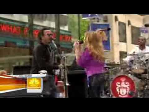 Barracuda - Fergie [Live on Today Show]
