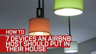 Gambar cover 7 devices an Airbnb host should put in their house