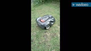 Automower och åska.#Automower #Husqvarna