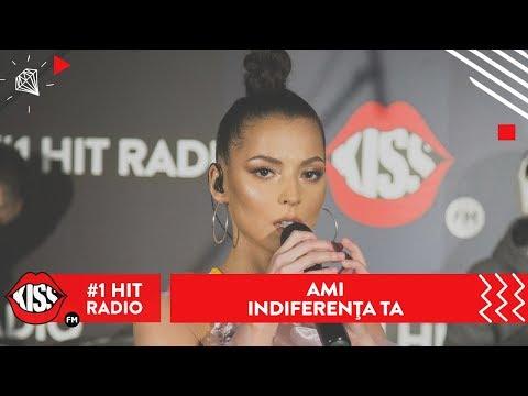 AMI - Indiferența ta (Live @ Kiss FM)