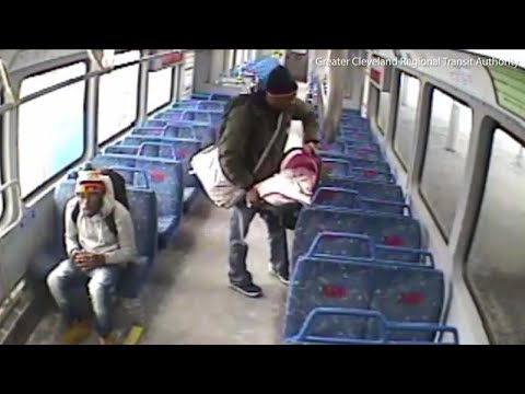 Dad Chases Train Leaving Station With Baby on Board