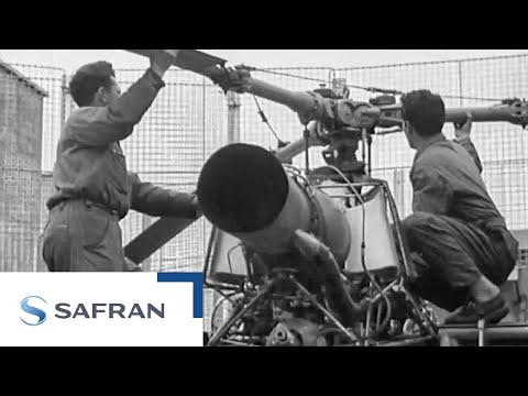 Safran, une aventure humaine et industrielle  Safran Helicopter Engines