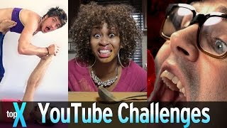 Top 10 YouTube Challenges  -  TopX Ep.29