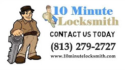10 Minute Locksmith Tampa Florida Services